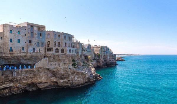 Polignano a Mare in barca - Tedi Tour Operator
