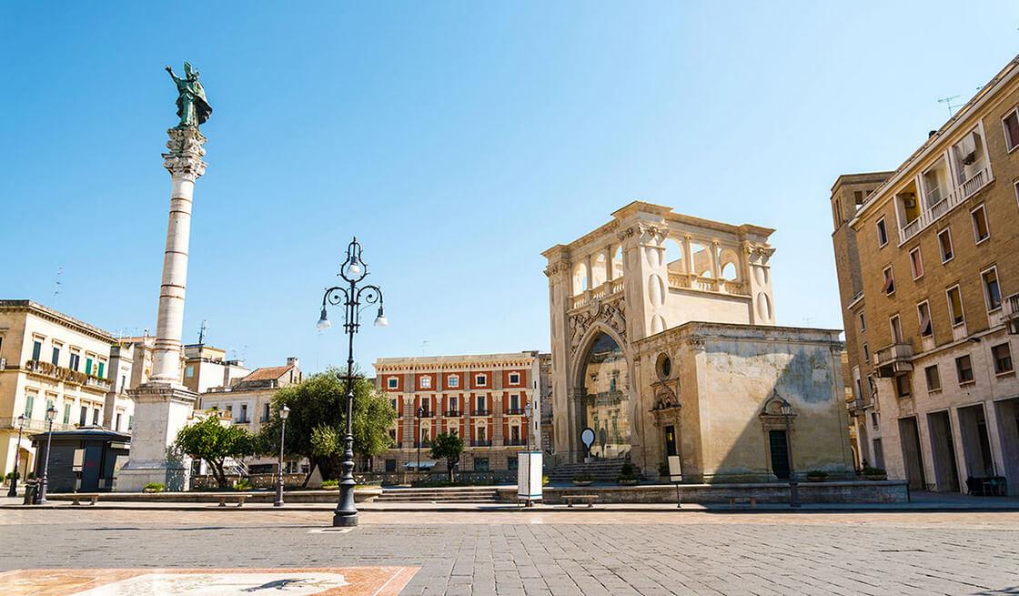 Tour Barocco (Lecce & Ostuni) - Tedi Tour Operator