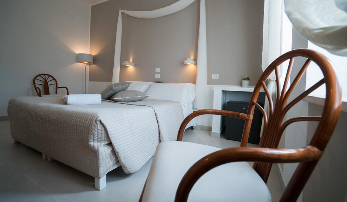 HOTEL CASTELLINARIA*** - Tedi Tour Operator