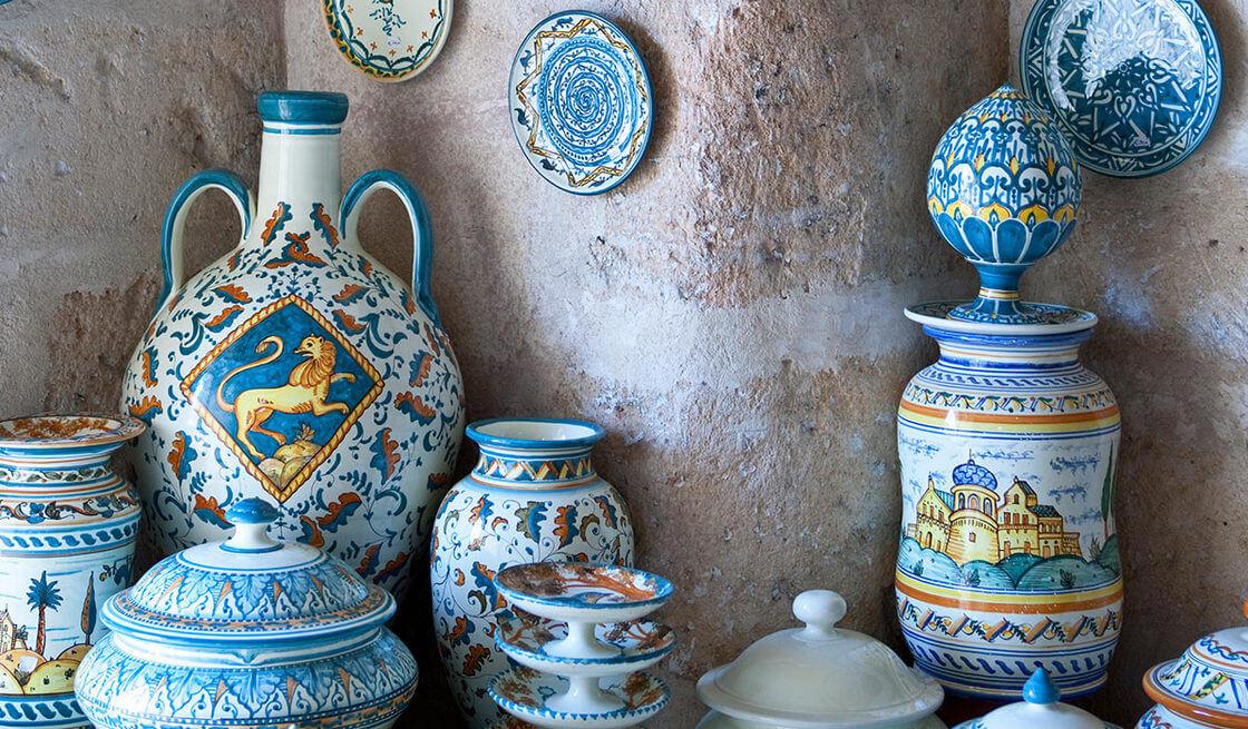 Tour tra Ceramica e Magna Grecia (Grottaglie & Taranto) - Tedi Tour Operator