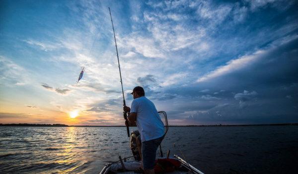 23 - Pesca sportiva all'alba o al tramonto - Tedi Tour Operator
