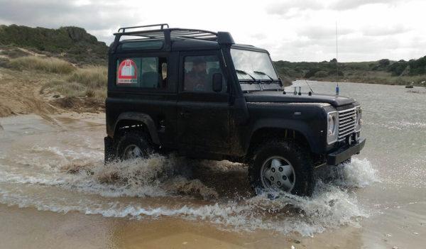 40 - Land rover Safari - Tedi Tour Operator