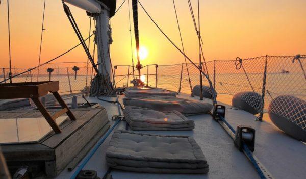 Tour in barca a vela - Tedi Tour Operator